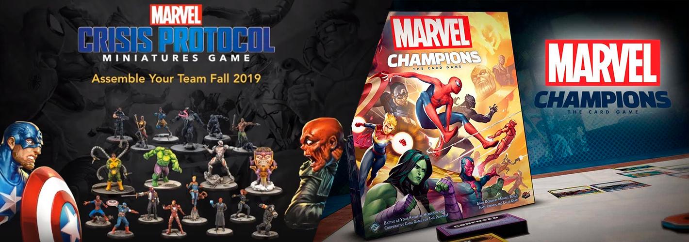 Conoce los juegos de Marvel