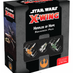 X-Wing 2nd Ed: Heralds of Hope