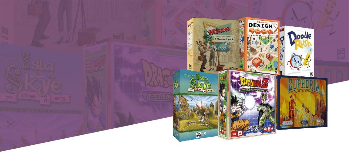 SD GAMES se suma a nuestro catálogo