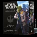 SW Legion: Soldados Rebeldes Expansión de Mejora