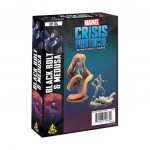 Marvel Crisis Protocol: Black Bolt and Medusa