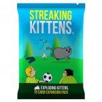 Streaking Kittens